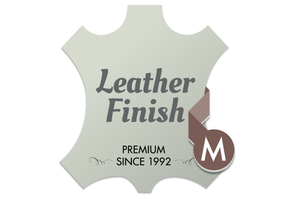 Leatherfinish